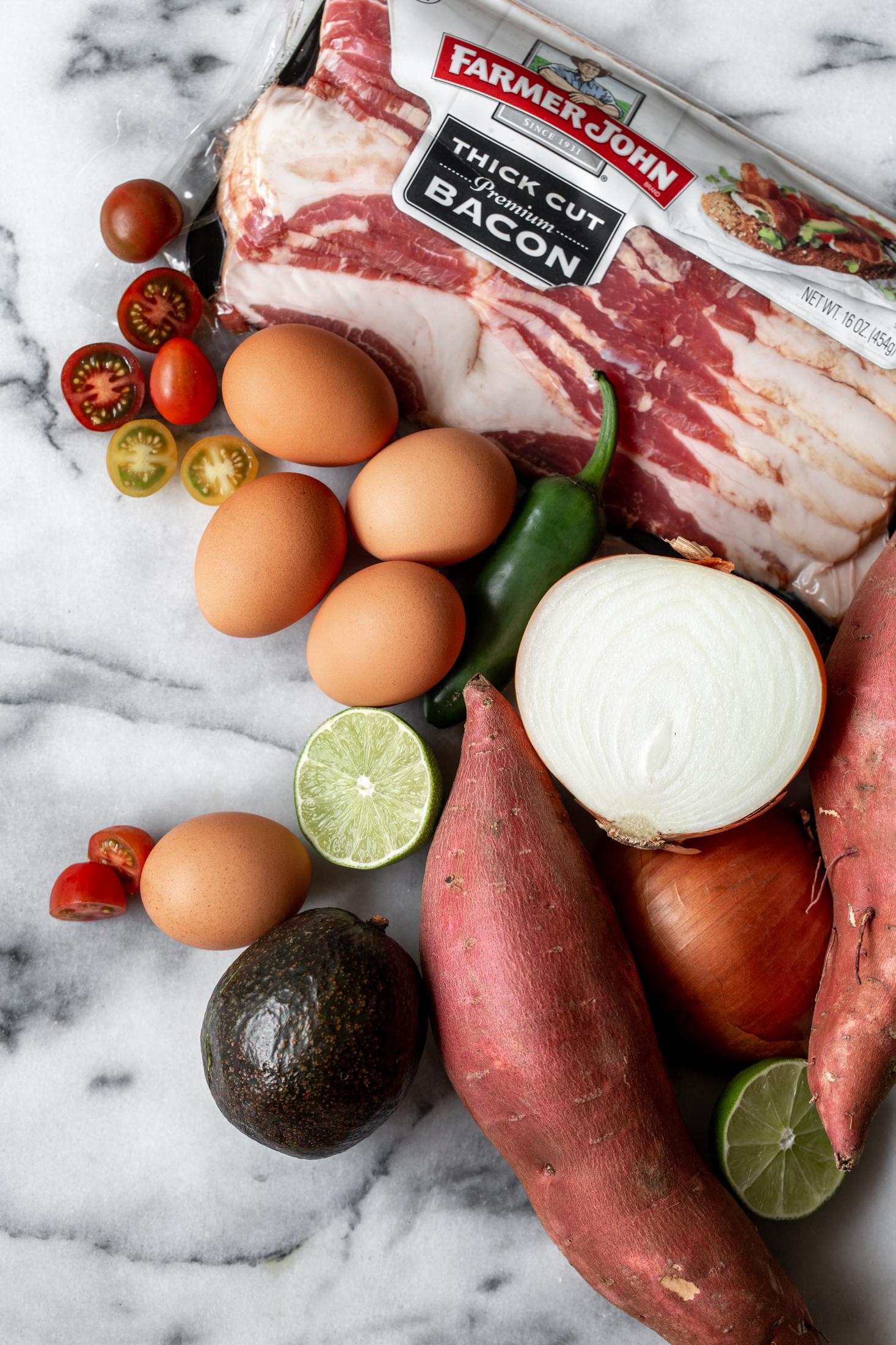 thick cut farmer john bacon ingredients