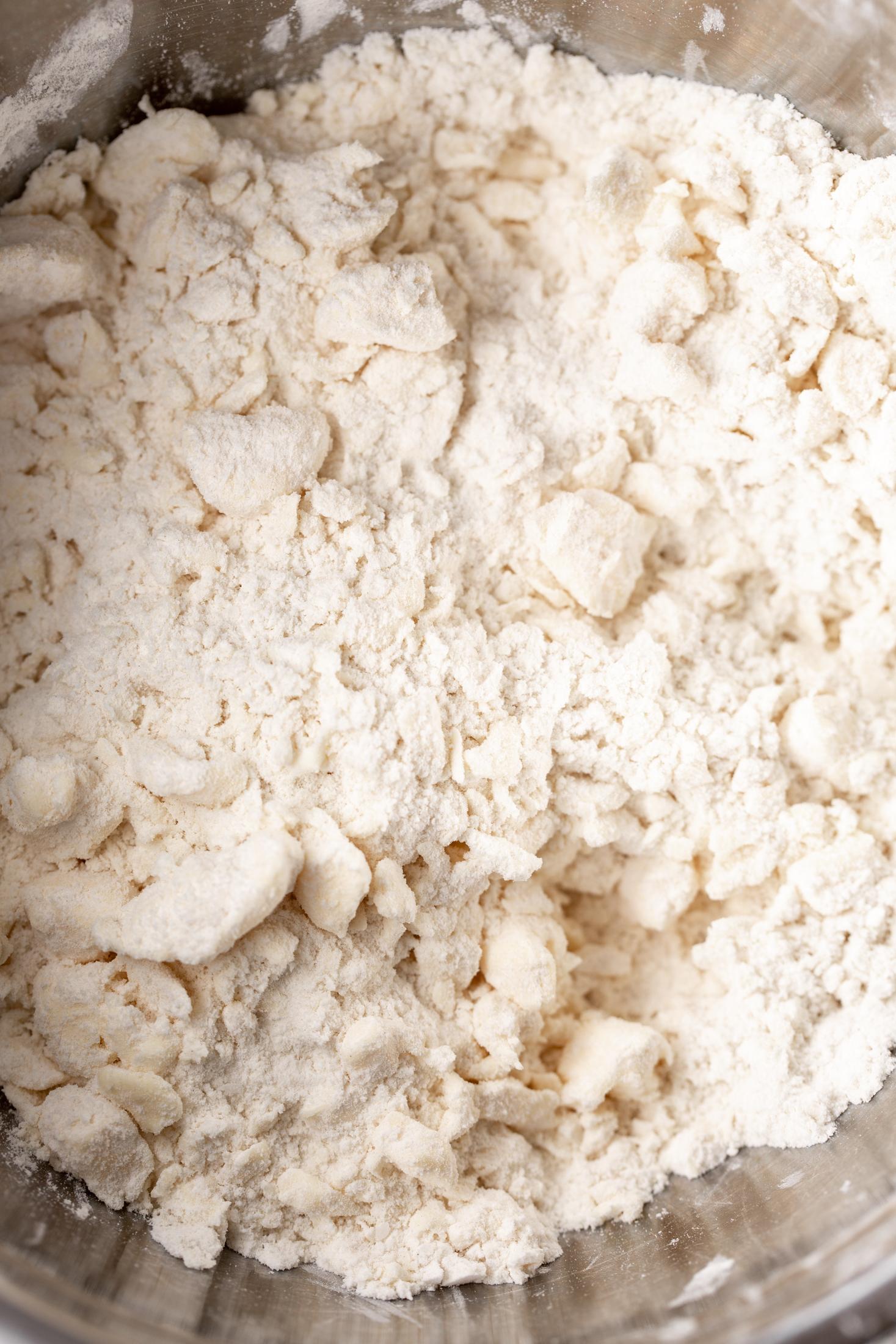 pie dough ingredient