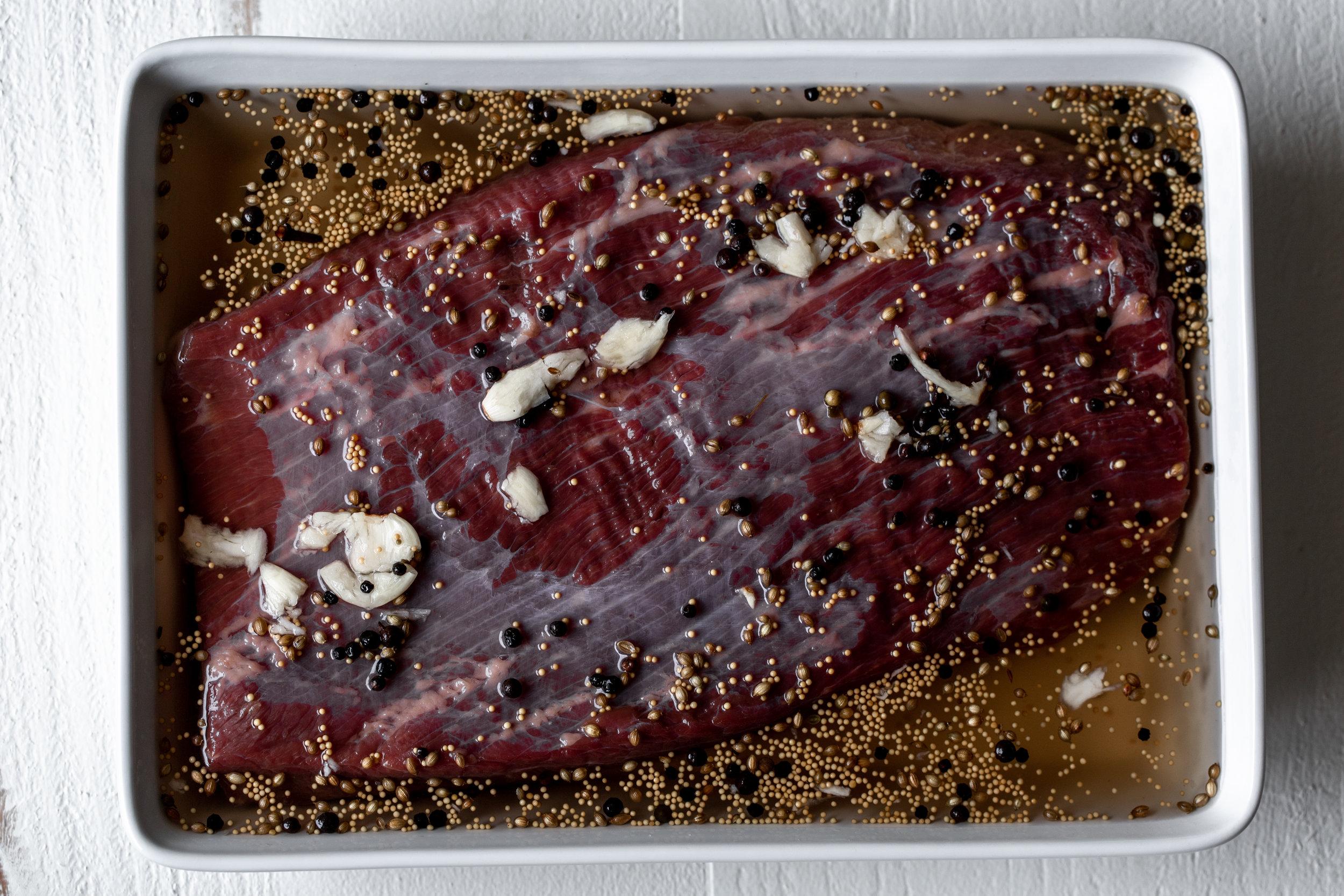 brine beef brisket