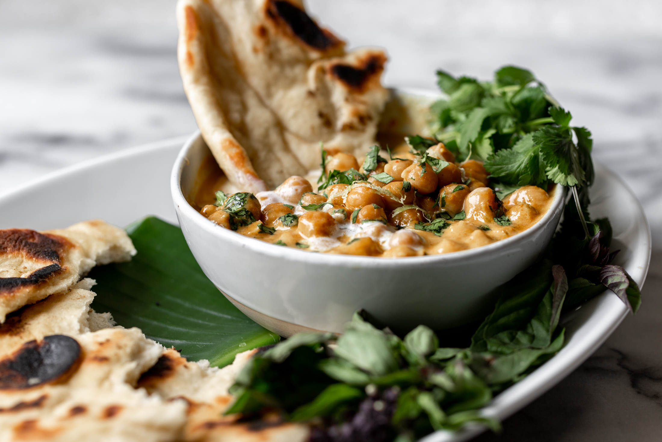 Chickpea Coconut Curryrecipe from cooking with cocktail rings