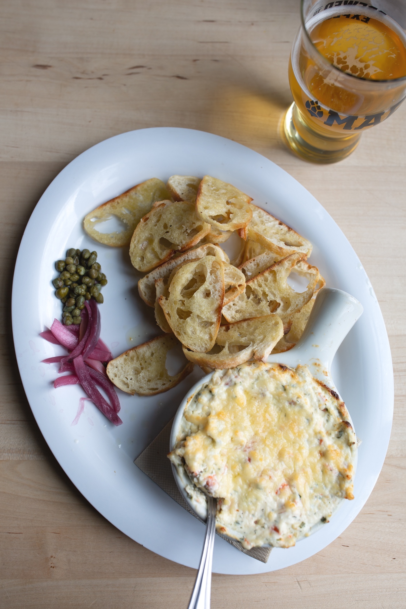 MAP+brewing+company+bozeman+montana+smoked+salmon+dip