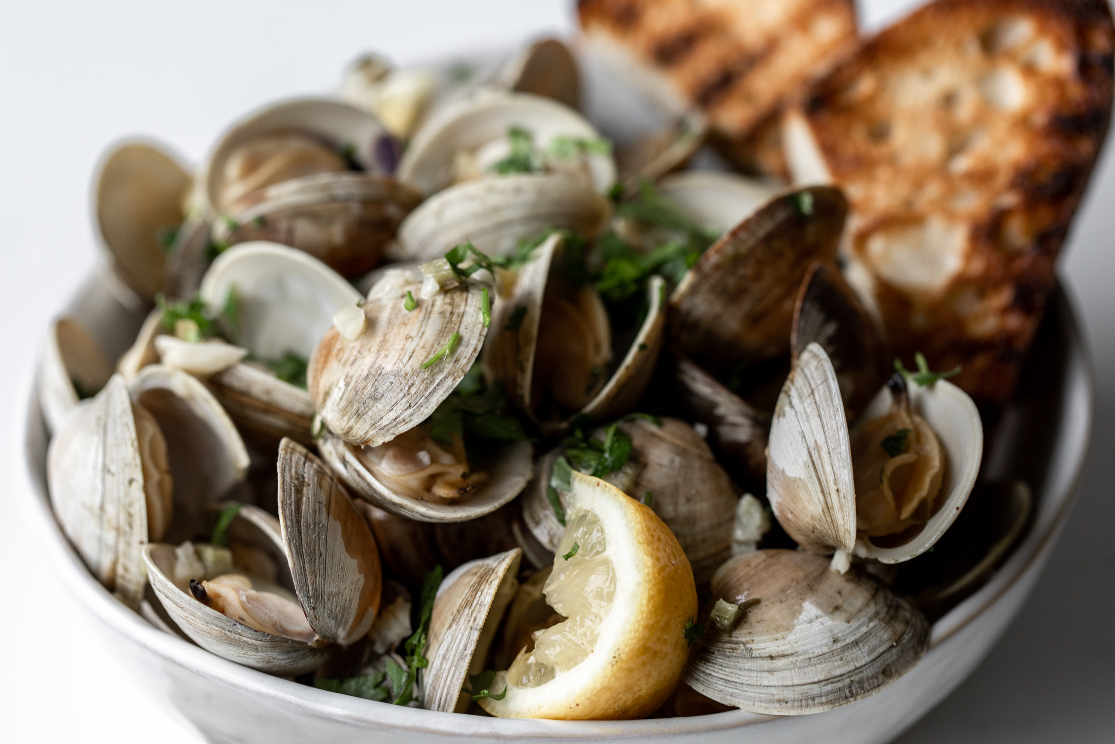 Clams in White Wine Sauce with Serrano Garlic Butter-13.jpg