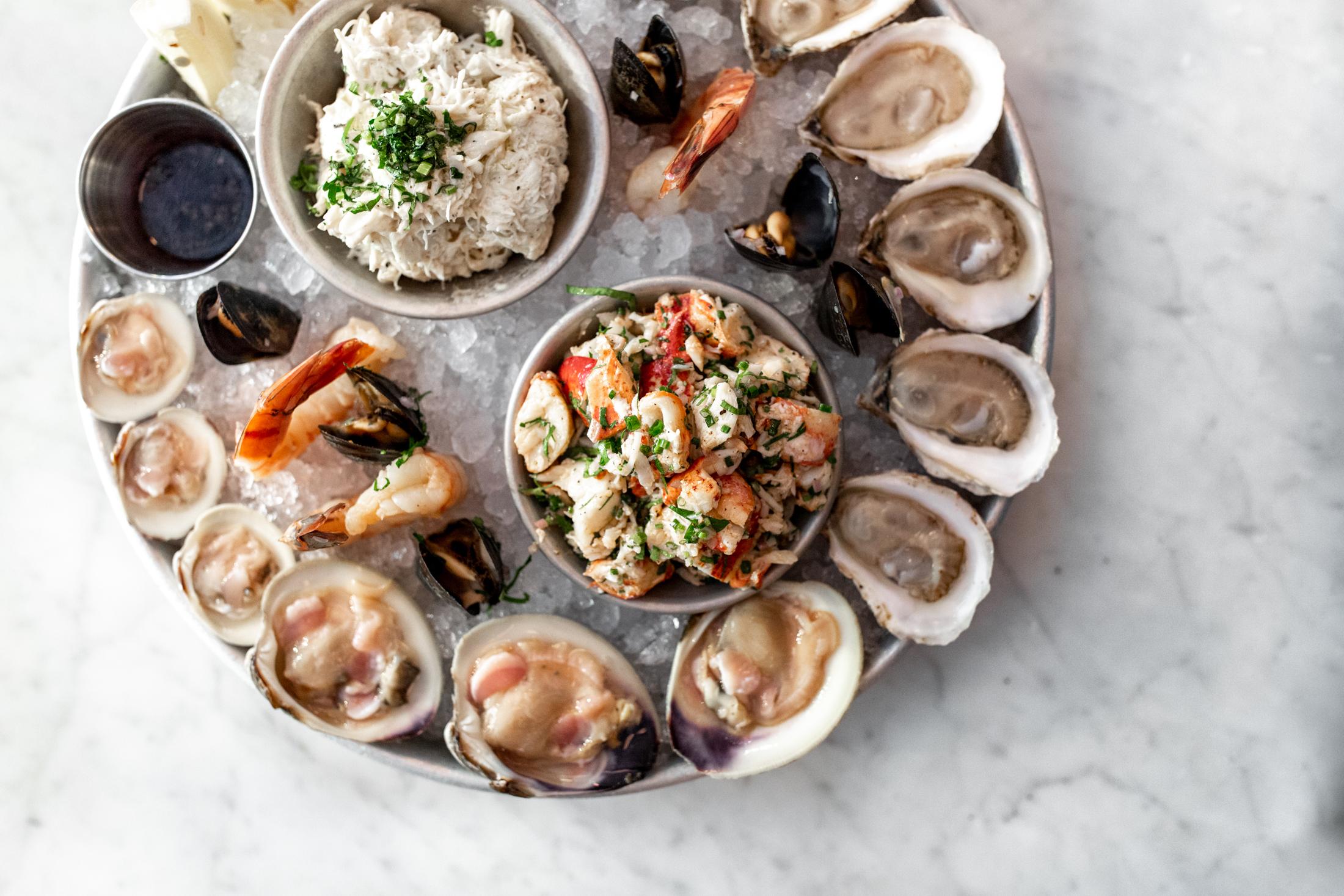 Neptune oyster bar boston, massachusetts