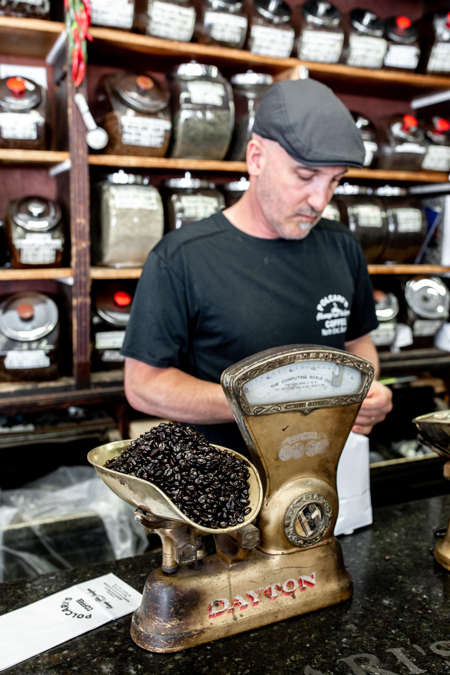 Polcari's coffee north end boston