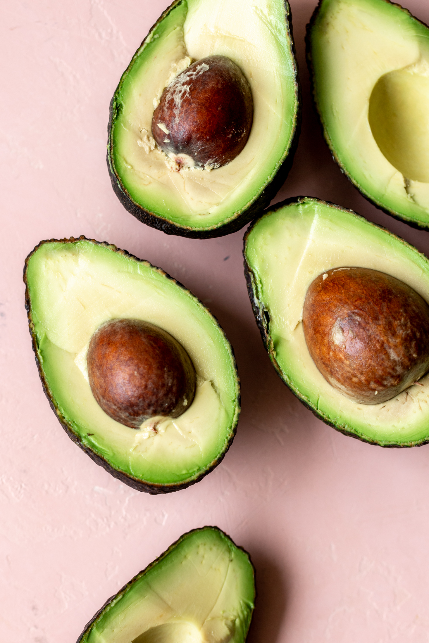 avocado ingredient shot