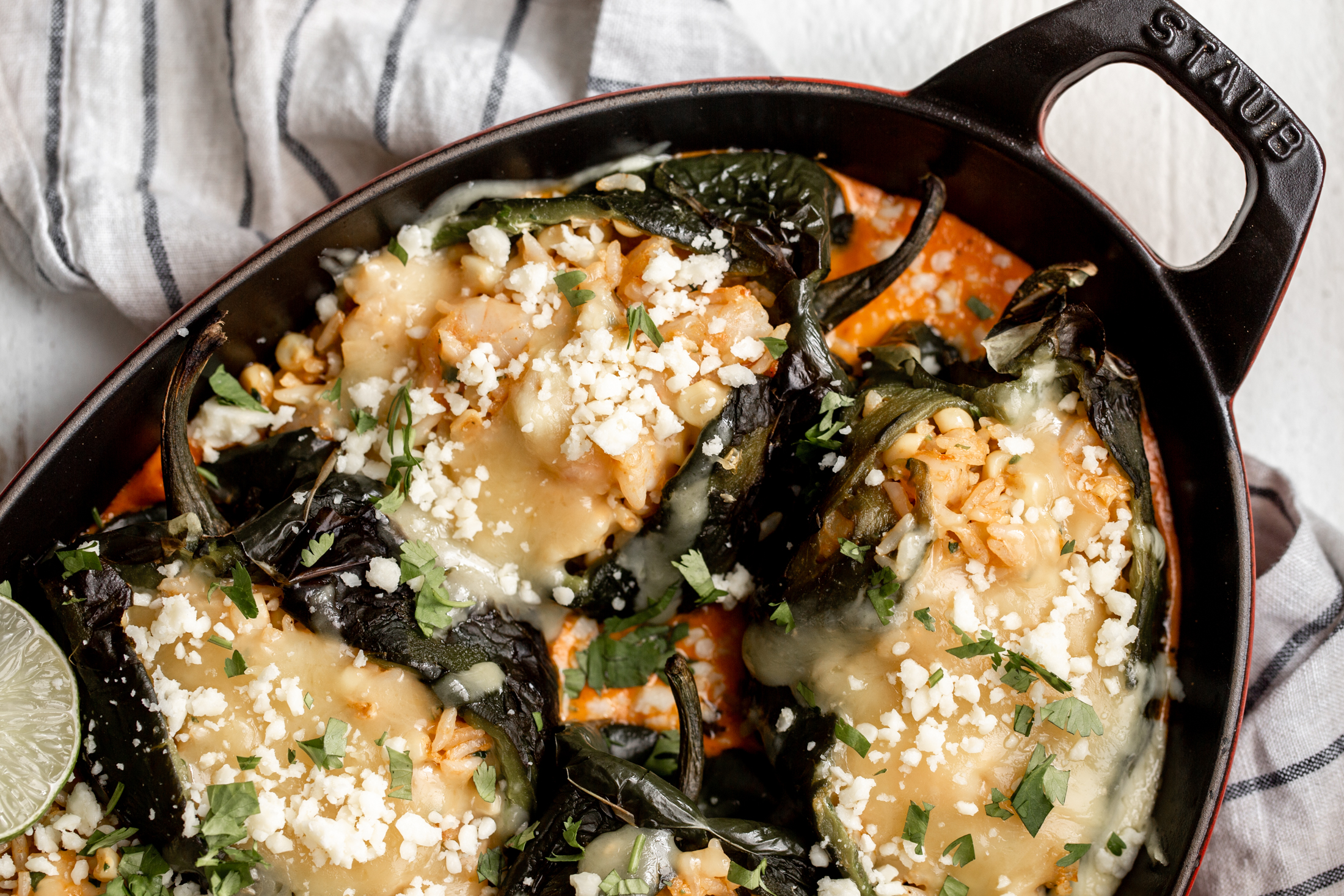 Chile Relleno De Marisco with Roasted Red Pepper Sauce-30.jpg