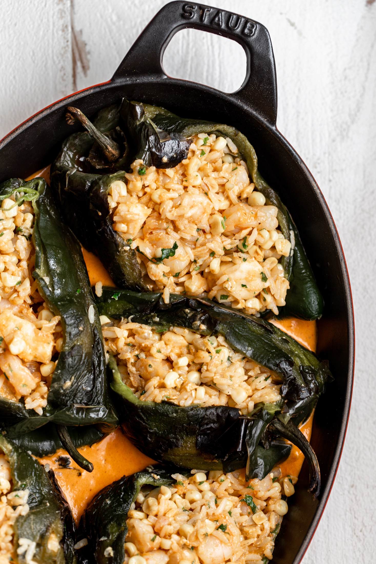 Chile Relleno De Marisco with Roasted Red Pepper Sauce-29.jpg