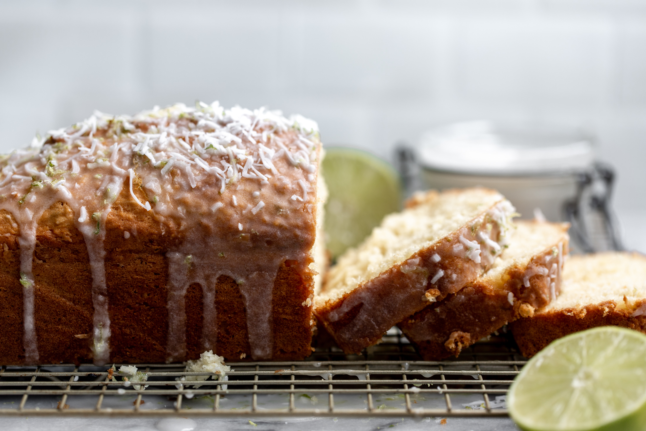 coconut lime bread from cooking with cocktail rings