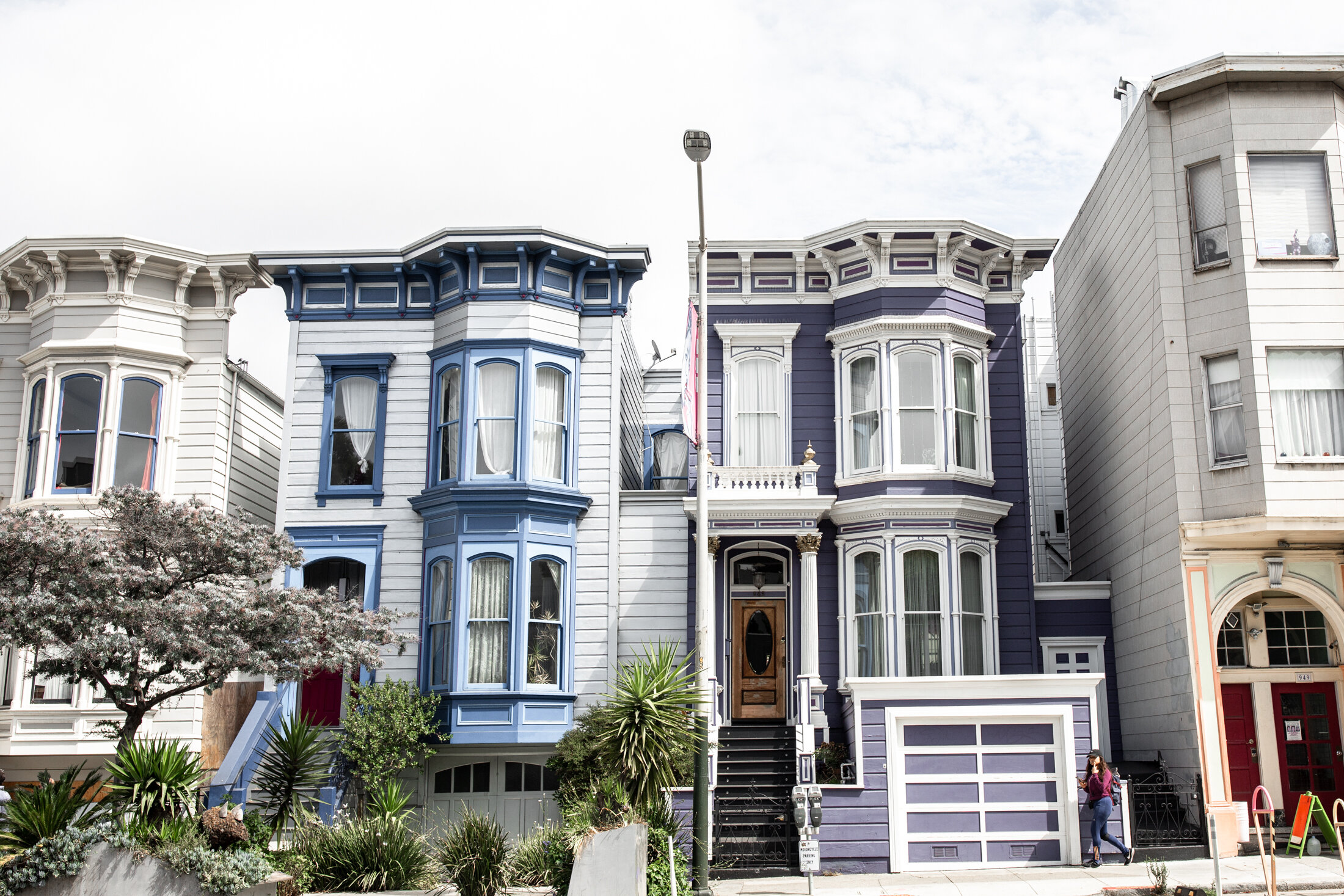 san francisco houses row mission district