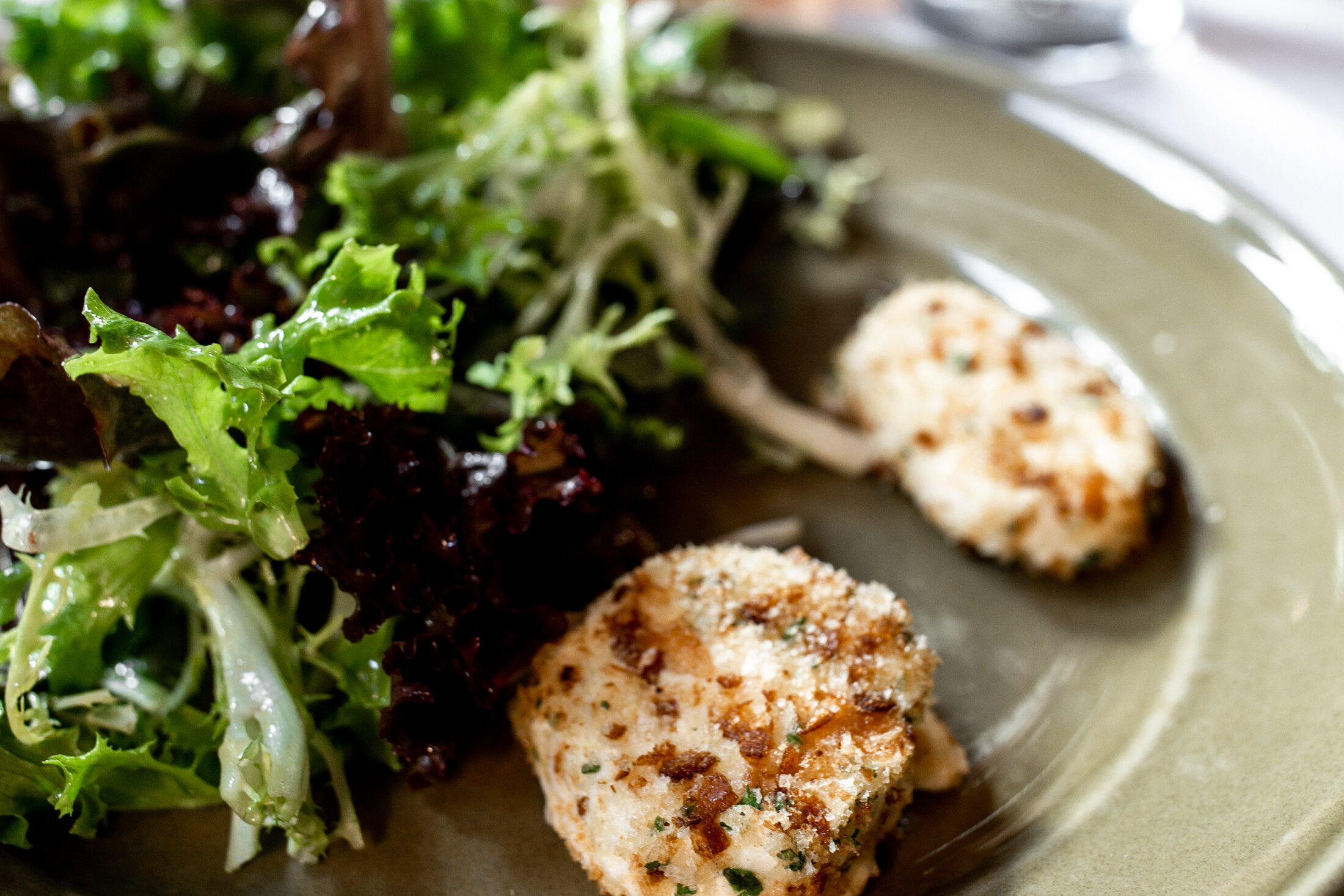 baked goat cheese chez panisse