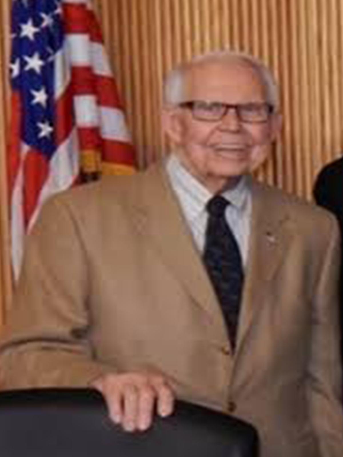 Joe Taylor, Former Councilmember