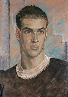 André Eglevsky by Glyn Philpot