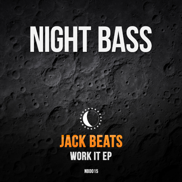 """When describing the sound of NightBass it's nearly impossible to ignore the name Jack Beats. The 2 London legends have molded one oft he most unique sounds in dance music, a sound that fits the label perfectly.The pair of songs on """"Work It"""" captures the boys at the top of their creative game.The title track invokes the spirit of house with in an infectious, bouncy, feel-good groove. The flipside """"Intermission"""" takes a turn into the darker and heavier side of Jack Beats with a bassline bubbling up from their underground UK roots. World wide release on March 18th."""