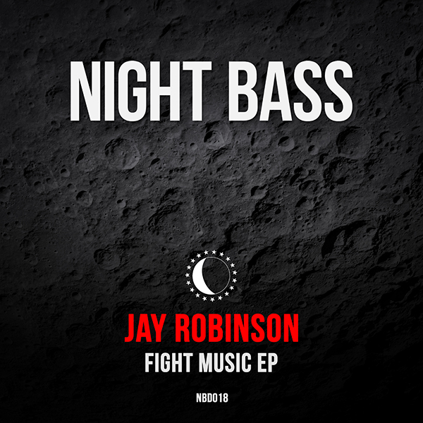 "Our favorite Welsh producer returns to deliver his 2nd Night Bass EP, ""Fight Music"". Jay brings out the heavier side of his production skills on this deadly three-tracker. Peak-time raw, uncut fist pumping bassline is the name of the game here, and Jay does it just right. Prepare for the bass face."