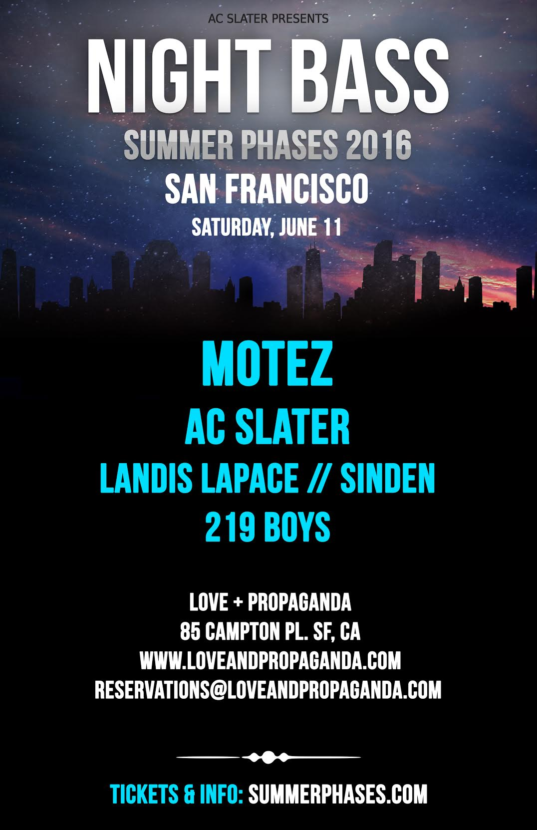 SAN FRANCISCO / JUNE 11