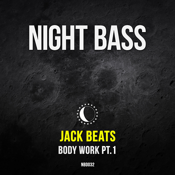 """One of our favorites, London's bass house power-duo Jack Beats, returns to Night Bass to drop part 1 of their Body Work series of EPs. """"Body Work"""" kicks off the release in full power Jack Beats fashion with a strong bassline and hyped up vocals over a driving minimal bed of drums and percussion. Intense chords introduce the 2nd track """"Mercury"""" which builds into a groovy bass-driven shuffler guaranteed to get the dance floor moving. This is Jack Beats at the top of their game."""