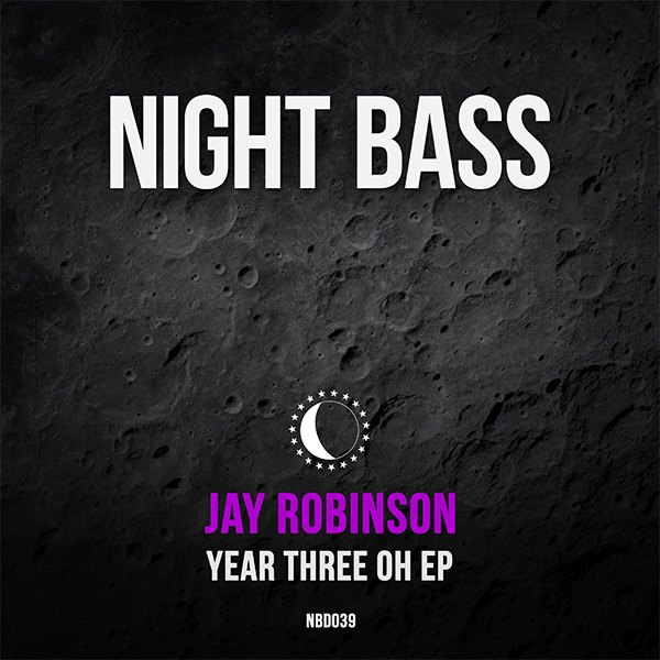 """Our unstoppable Welsh brother Jay Robinson drops his 4th EP (yes 4th) on Night Bass with the techy and grimy """"Year Three Oh"""" EP. The grinding bass of """"Hussle"""" kicks off the release with help from producer JM. """"Heiss"""" takes the EP in a more bass infused tech house direction while the high-energy """"SWYMGY"""", a collaboration with fellow Night Bass artist Dillon Nathaniel, rounds out the EP."""
