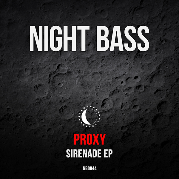 """We are happy to welcome legendary Russian DJ/producer Proxy joins the Night Bass team with his Sirenade EP - 3 tracks that usher in a new direction for the prolific artist. The title track is a full on peak time banger suited for the club as well as the biggest festival crowds. """"I Feel"""" leans more towards a more classic Proxy sounding production, filled with dark sounds and dark vocal samples over a bed of heavy bass. The EP is rounded off by the banging bass of and catchy vocal chops of """"Magic Word"""", the first collaboration between Proxy and Night Bass chief AC Slater."""
