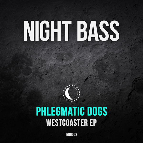 """Our favorite dogs are back with their 3rd Night Bass EP and it's an absolute monster. The Westcoaster EP kicks off with the title track, a road tested smasher with a haunting intro that builds up into one of the most energetic drops we've heard in a while. The flipside """"Gotta Move"""" is more classic Phlegmatic Dogs peak-hour energy, a heavy and driving bassline on top of a bed of skippy and shuffley drums that will leave people frothing. This is must-have ammo for those big sets."""