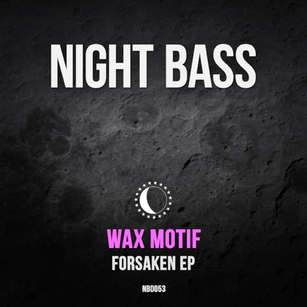 """Hot off the heels of his epic """"Fly Kicks"""" remix, our good friend  Wax Motif drops his first artist EP on Night Bass. The Forsaken EP kicks off on the title track with it's haunting orchestral intro dropping into some super heavy UK-influenced bassline goodness. The b-side is """"Mental"""", a collaboration with Brazilian producer  RICCI , a big bass-heavy groover that fits into any set."""