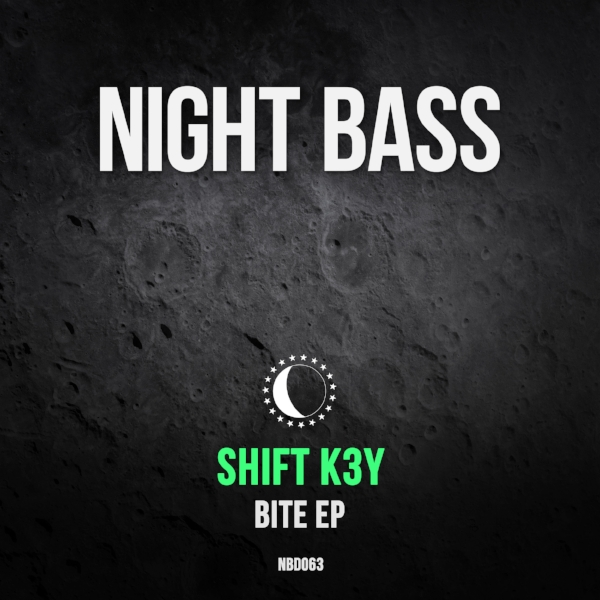 """When it comes to musical talent, it doesn't get much better than Shift K3Y.The UK chart topper drops his first EP on Night Bass. The title track """"Bite"""" starts off with Shift K3Y's trademark melodic vocal work and drops into a seriously heavy bassline (just wait for that 3rd drop!). Next is """"Cowbell"""", a frantic techy bass house number. And rounding off the EP is the garage-tinged """"Don't Look Back"""" featuring more incredible vocals from the man himself."""
