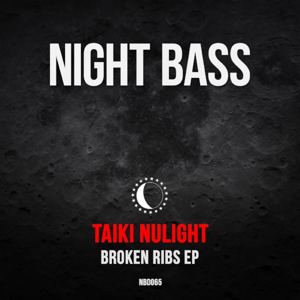 """Taiki Nulight's musical output indicates that he might be part man, part machine. Whether or not that's true, all we know is we absolutely love his new """"Broken Ribs"""" EP. The four-tracker shows that Taiki's sound is evolving and expanding these days with less obvious bangers and clean, crisp production. The title track takes a more traditional Taiki Nulight approach, while his collaborations with Inkline and Stranger along with """"U Know"""" offer a refreshing, more stripped-down version of his style."""