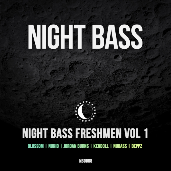 We're launching a new compilation series to showcase up and coming talent we're excited about who have not released music on Night Bass before. For our first edition we've got tracks from Blossom (Phoenix), Nukid (LA), Jordan Burns (Brisbane), Kendoll (LA) and a collaboration between Nubass (London) & Deppz (UK).