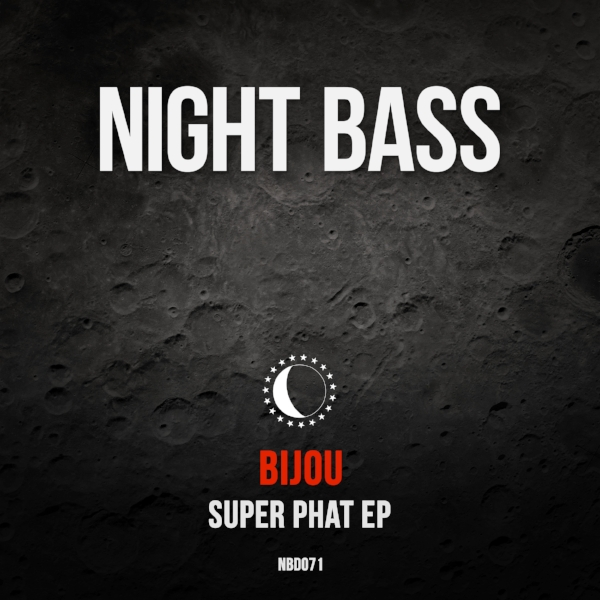 BIJOU is back for his 2nd EP on Night Bass. The Phoenix based producer's new four tracker 'Super Phat' begins with the title track, a fidget-tinged house tune featuring Ushi Qute. Next up 'Do Not Disturb' flexes BIJOU's classic dark & heavy bass g-house style. Recent Night Bass Freshman and Phoenix native Blossom joins the fun on 'Expert', and newcomer ATLAST closes the EP out with a vibrant blend of hip hop & heavy future house.