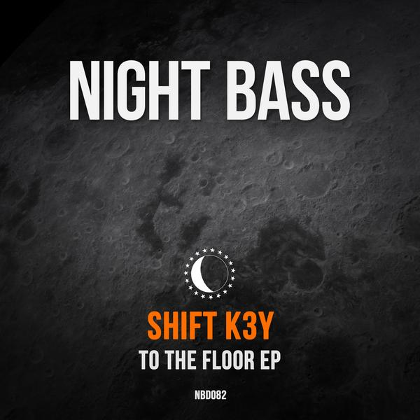 """UK chart-topper Shift K3Y is back on Night Bass bringing us his """"To the Floor"""" EP. With its melodically dark intro, first up is """"To the Floor"""", a heavy-hitter that resonates with Shift K3Y's trademark vocal work and drops into a seriously heavy bassline that's sure to bring you down to the floor. His collab with Taiki Nulight, """"SC4RY"""" completes the 2-tracker with an ominous lead-in, dropping into Taiki Nulight's signature dark, bass-heavy sound - the track stays true to its name."""