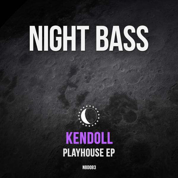 """Kendoll has been making waves since her debut track with us on our Night Bass Freshmen Vol 1 EP and we're proud to announce her first EP with us, """"Playhouse"""". The EP showcases a full mixture of both UK groove and breaks, mixing all genres into her own personal style. Her title track """"Playhouse"""" is a dark yet uplifting heater, featuring catchy vocals from the man Dread MC. Each track is unique to Kendoll in her own way while including different styles of house music creating one cohesive EP to demonstrate her versatility in the sub genres of heavy banging house."""