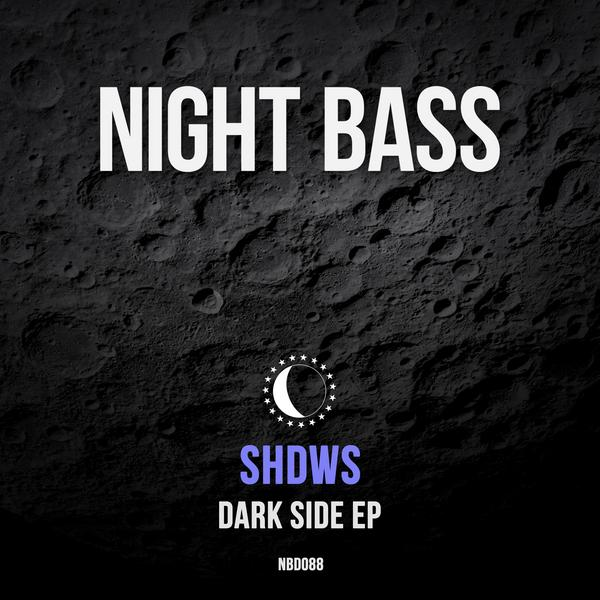 Bay Area's shdws hits Night Bass with with his first EP on Night Bass, the Dark Side EP. 'Wild 4 Me' paves the way to this dark, yet energetic 4-tracker. The energy comes through in 'Dopest Dope' with a rowdy bassline and vocals to match, leading you into '2 shots', whose catchy riff and bouncy beat sends you into ambiently dark 'Heavyweight' to finish off the EP with techy bass-house vibes.