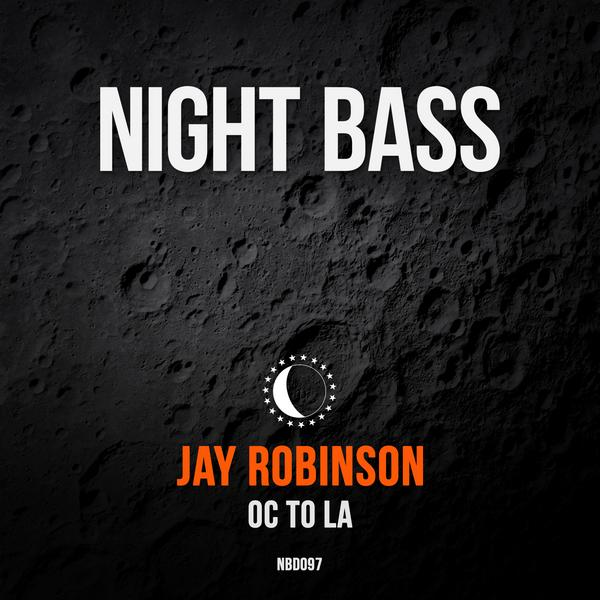 Jay Robinson blesses Night Bass with an incredible 7th release, his 'OC to LA' EP. The first track 'Pushing' features his classic melodically energetic beat alongside outstanding vocal work from Ina Bravo that serenades you into the B-side track, 'Wrong About You', giving way to a dense bassline & a head nodding melody.