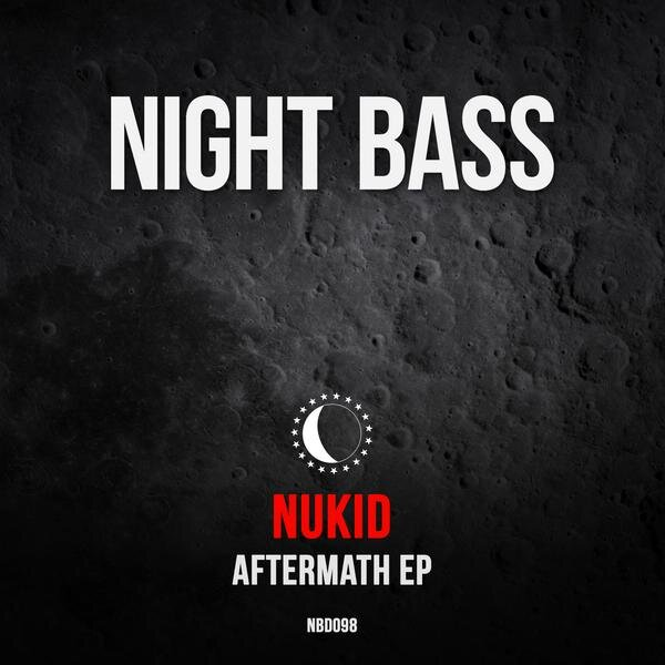 Nukid lands back on Night Bass with his 'Aftermath' EP - a hearty release that showcases his talent as a producer through three expertly crafted tracks, the first being 'Enemy', a dark yet energetic beat that drops into a catchy bassline rift that's sure to get your head nodding. Maintaining the ominous vibes we head into title track, 'Aftermath' a heavy number with a lot of bounce and high-energy drop that hurdles you into the final track, 'Money Talks' which carries out the sinister energy of the EP with a heavy dose of bassline & fun sample work.