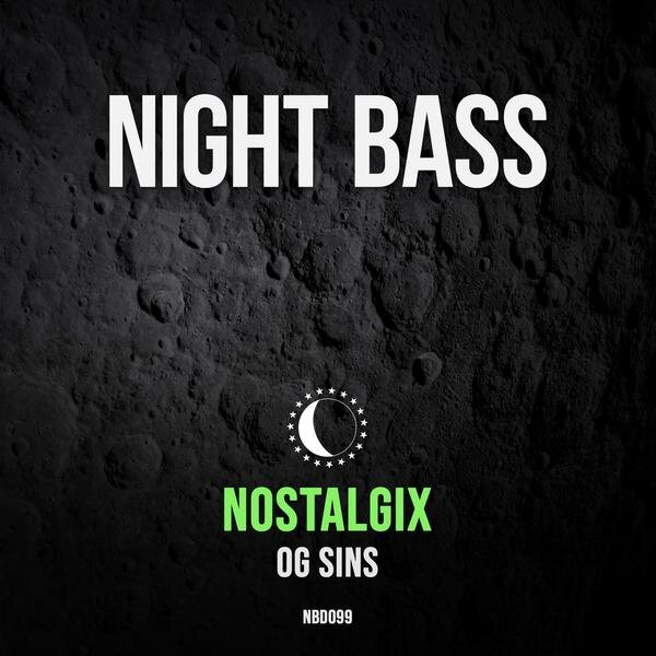 We are happy to welcome Nostalgix to the Night Bass fam with her impressive 'OG Sins' EP, a hefty 3-track release. 'Heist' kicks it off with a big wobbly bass drop and lots of percussive movement - don't miss the second drop on this one! Next up we have 'Bad For Me', a dark shuffle-worthy bassline with mesmerizing vocals that serenade you into the final track 'OG Sins', a massive tune ushered in by a metallic house beat layered with a commanding hip-hop flow. Nostalgix showcases some serious diversity in her drops and basslines on this EP, listen to this one through and through!