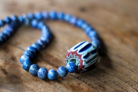 chevron bead