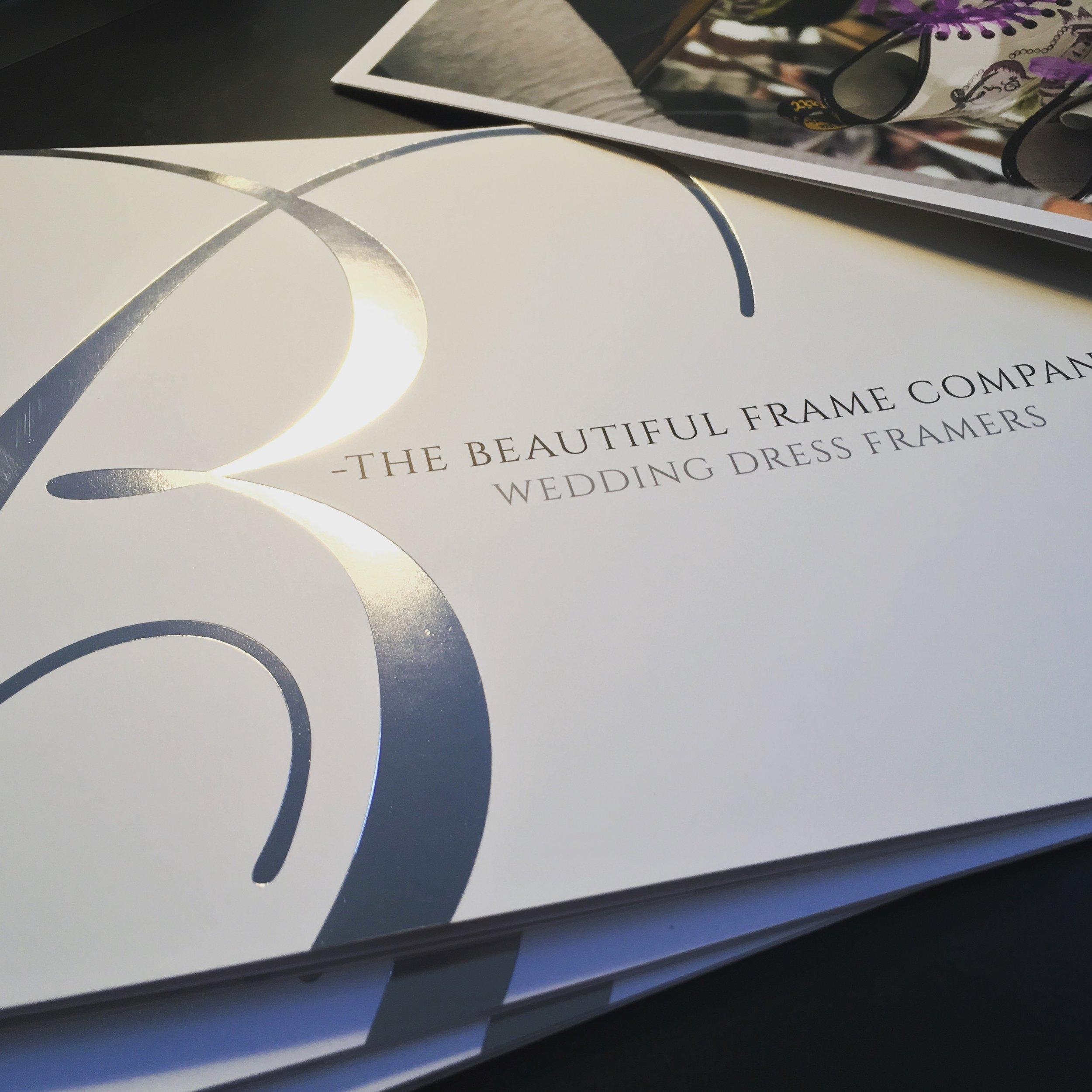 Logo identity design and print
