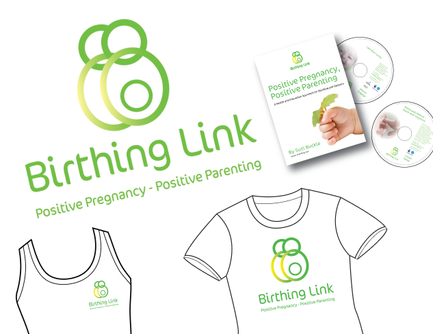 Logo design for Birthing Link