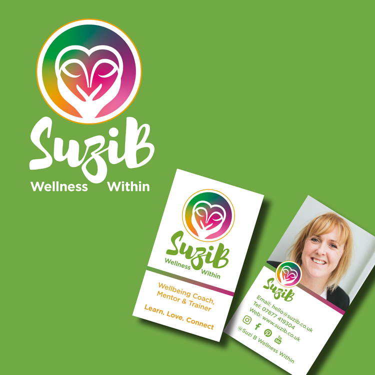 Identity Design and Business Stationery for Suzi-B