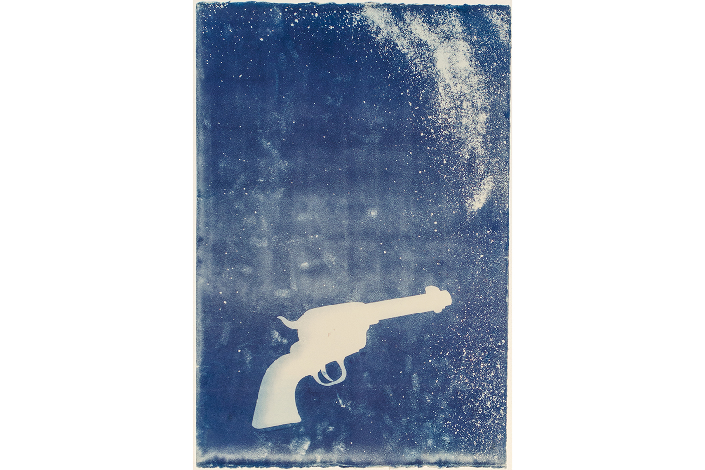Pioneertown six gun