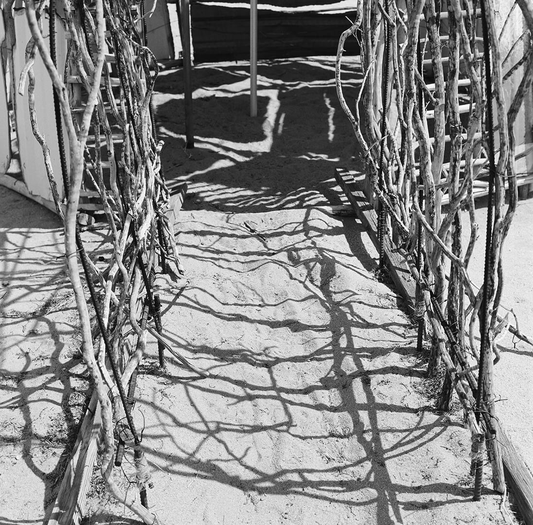 "ART: NOAH PURIFOY OUTDOOR MUSEUM  image ""dreams of igloo"" ©megmadison.com"