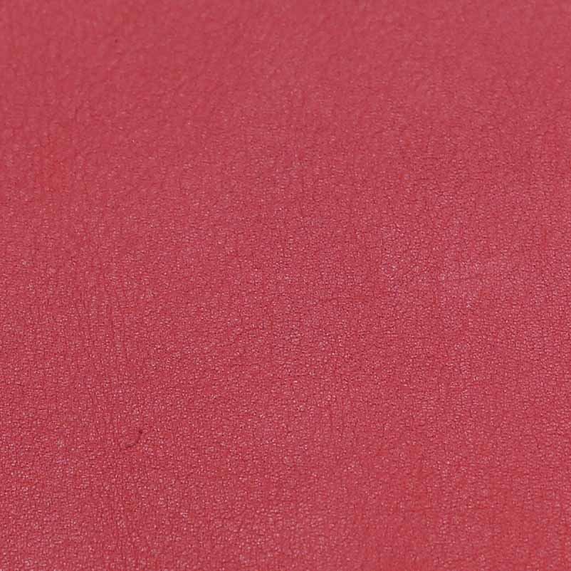 Cerise Lamb Leather