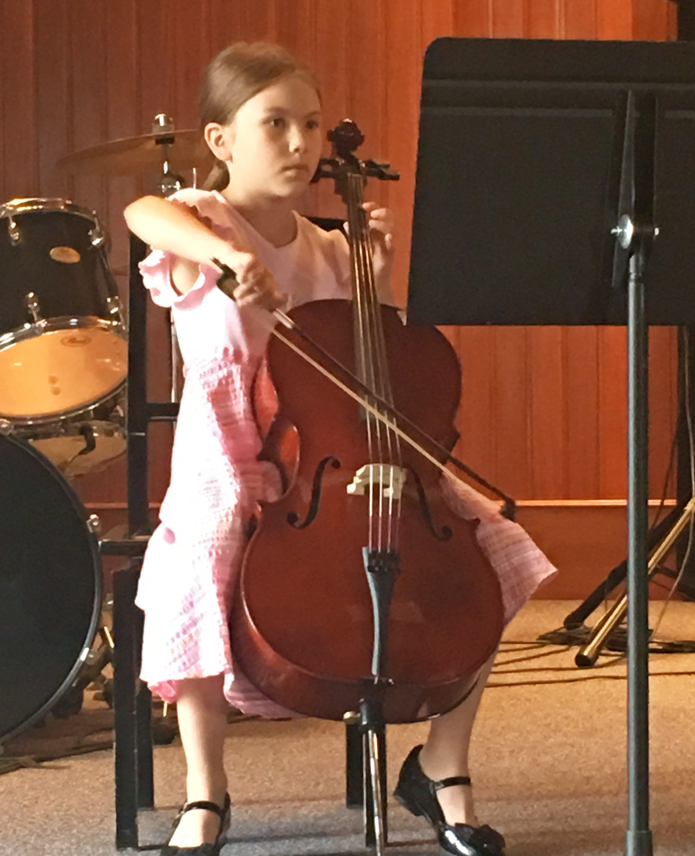 Chinook School of Music Cello Lessons