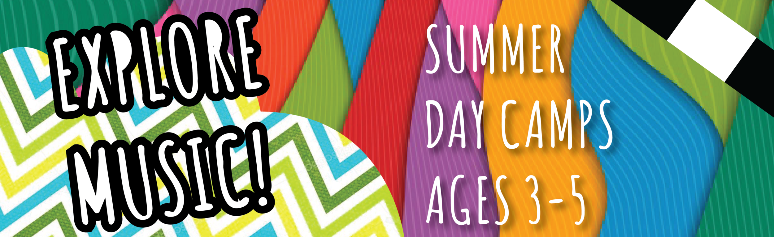 Summer day camps ages 3-5