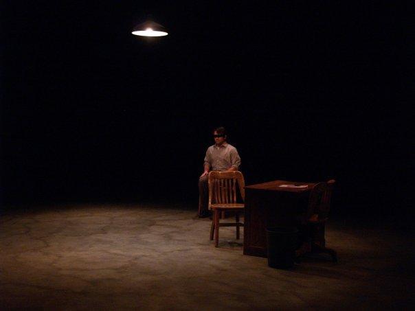 Katurian in The Pillowman by Martin McDonagh