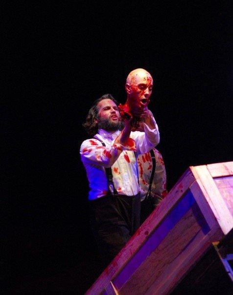 Van Helsing in Dracula by Steven Dietz