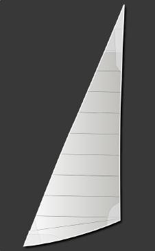 Cross Cut Sail