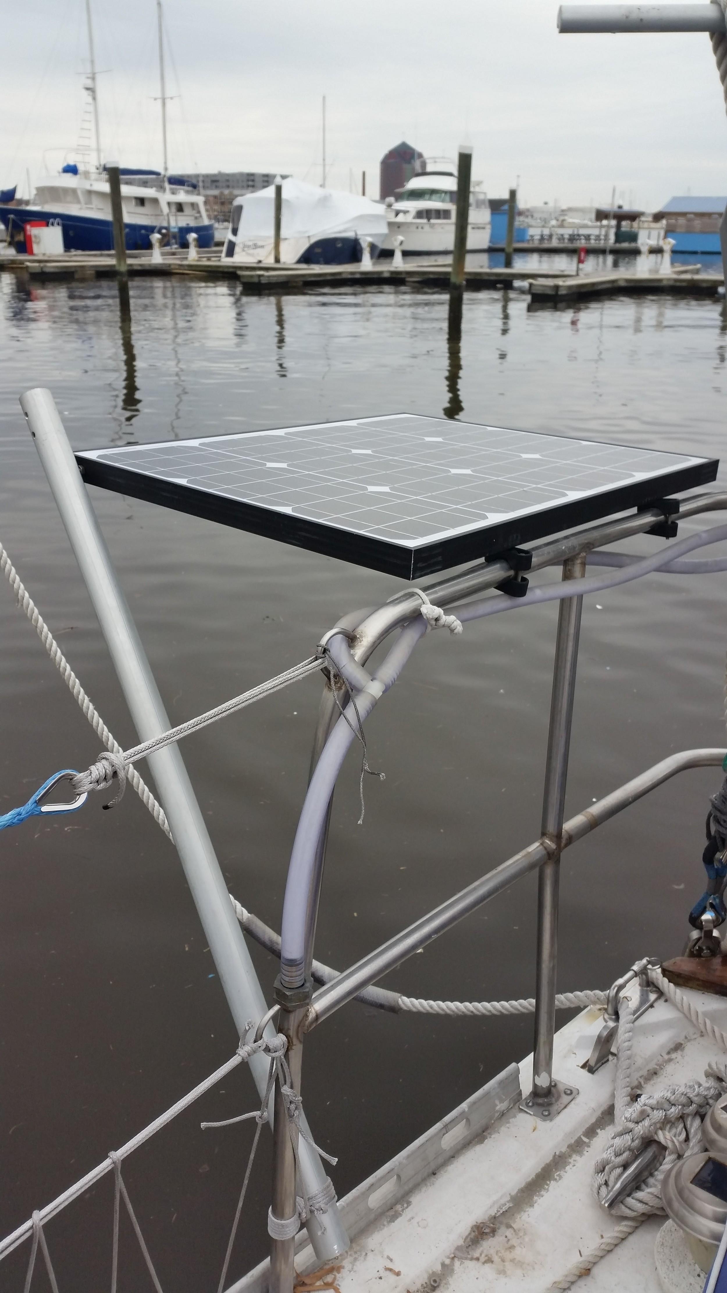 Solar Panel Mounting — Rigging Doctor