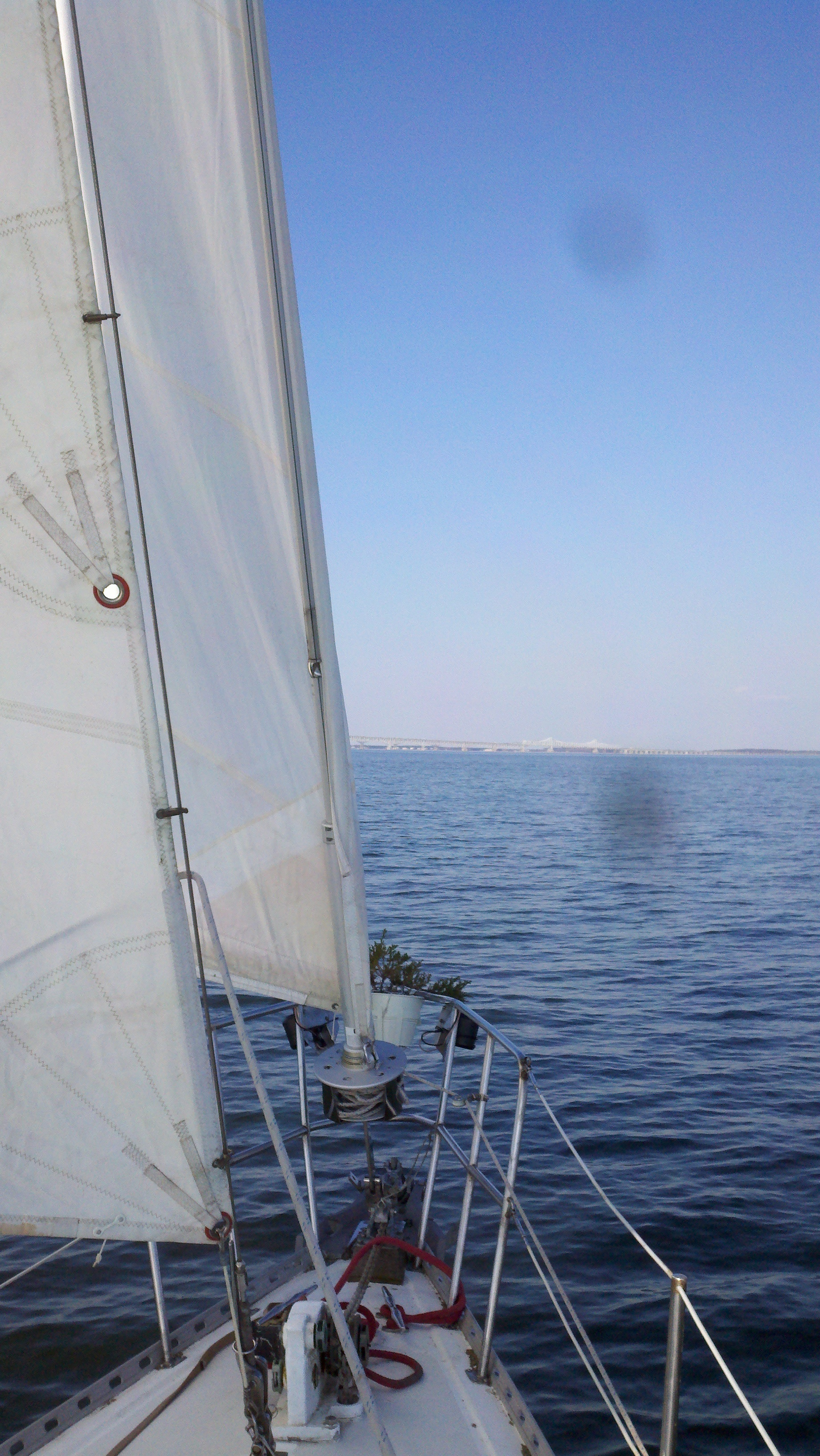 Headsail Reefing — Rigging Doctor