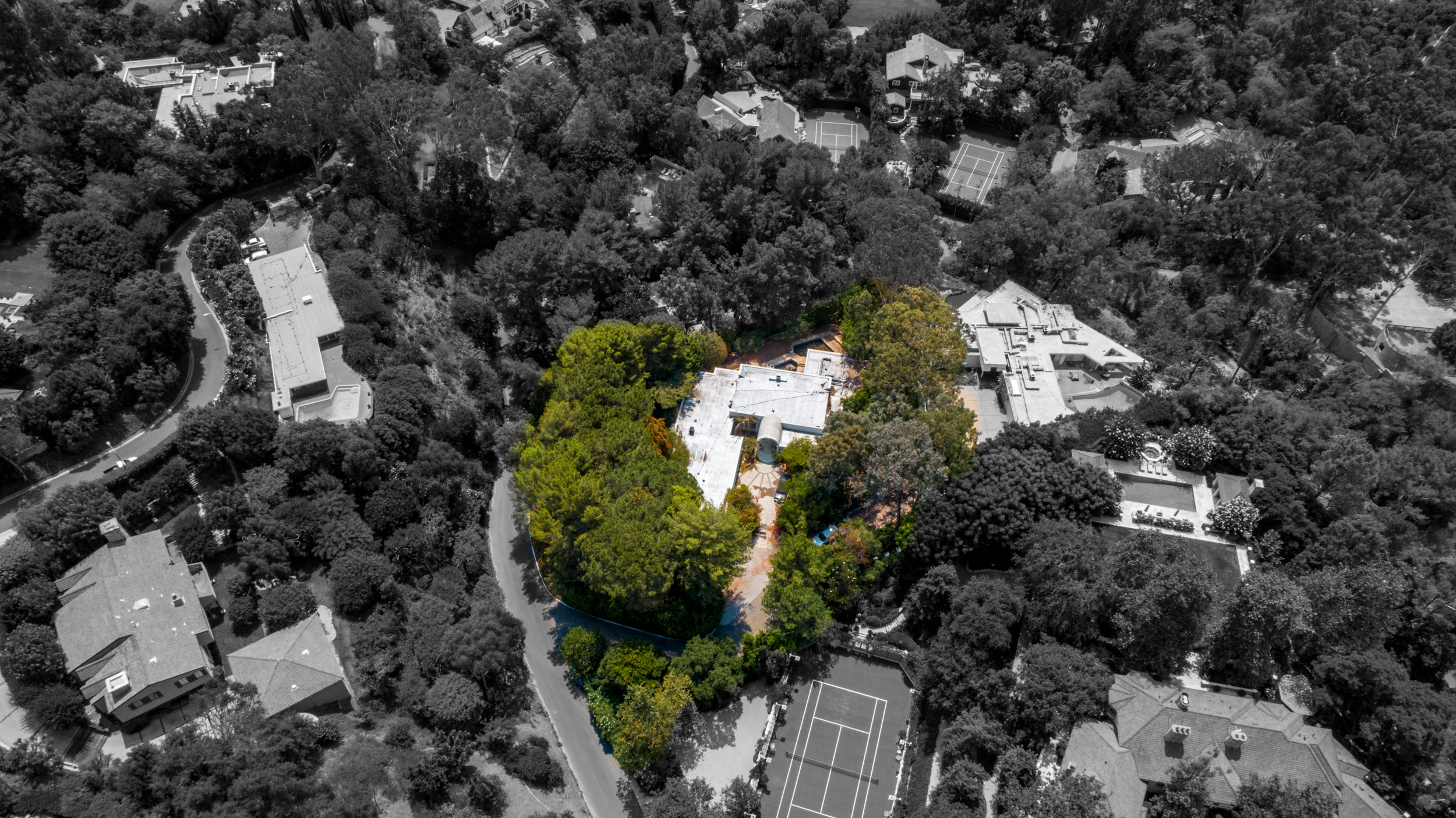 1195 Tower Grove Drive Beverly Hills
