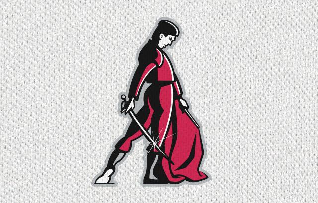 NBA-Style Sports Logo Matadors